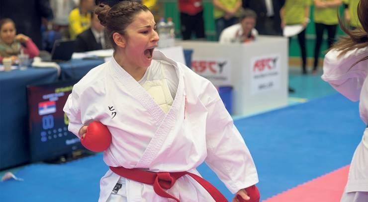 Elena Quirici will die Spitzensport-RS absolvieren.