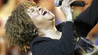 Die Soul-Sängerin Mavis Staples tritt am diesjährigen Blues Festival in Luzern auf (Archivbild)