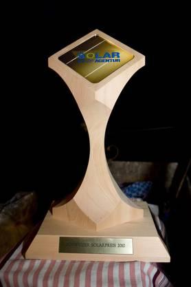 Die Auszeichnung zum Solarpreis