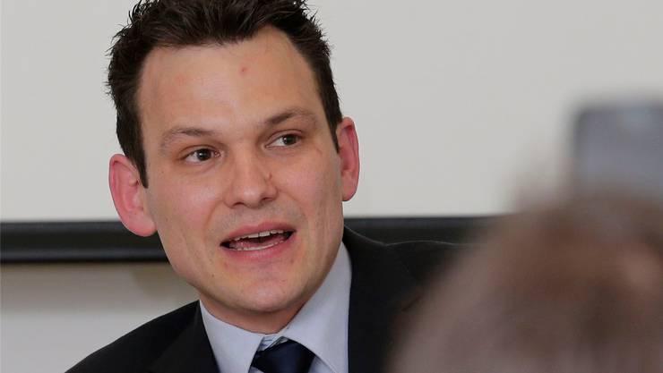 EVP-Kandidat Thomi Jourdan wird von der SP mit 10'000 Franken im Wahlkampf unterstützt.