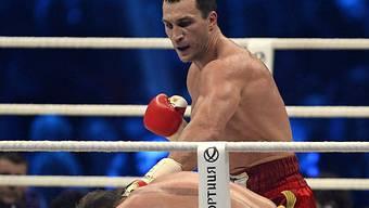 Wladimir Klitschko siegte gegen Fancesco Pianeta ohne Mühe