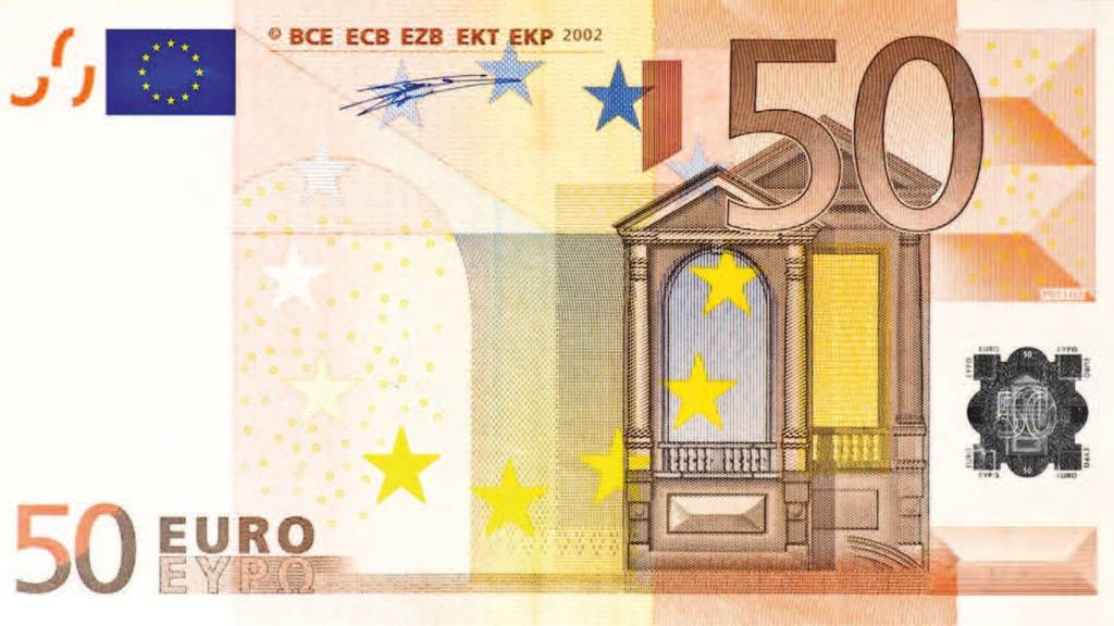 50 Euro-Banknote