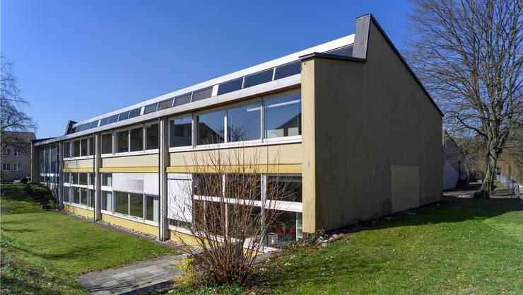 Das Schulhaus Reppisch soll für 9 Millionen Franken saniert werden.  Alex Spichale
