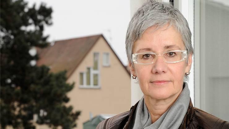 Andrea Strahm ist neue Präsidentin der CVP Basel-Stadt.