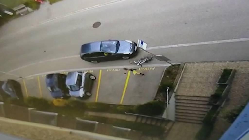 Nach Streit am Fussgängerstreifen: Autofahrer attackiert Schüler