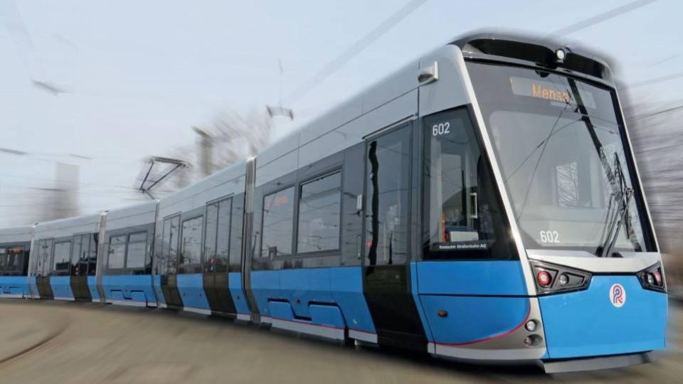 Stadler erhält Auftrag in Deutschland für die Lieferung von 24 Trams
