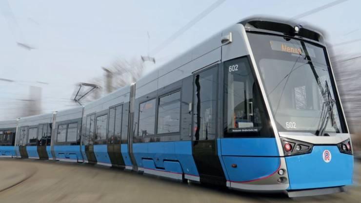 Stadler liefert 24 Trams des Typs Tramlink an den Jenaer Nahverkehr.