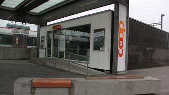 Die SBB wollen den Betrieb des Coop-Pavillons am Bahnhof bis Ende 2021 verlängern.