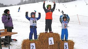 Bilder vom Skirennen in Bottenwil