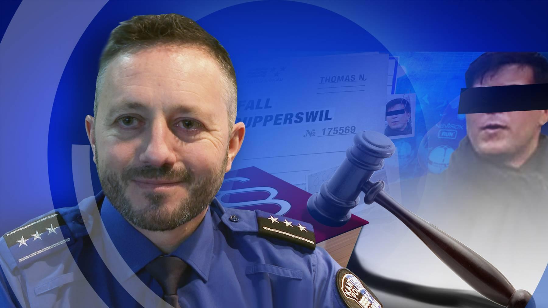 Aargauer Kripo-Chef erzählt von Ermittlungen im Fall Rupperswil