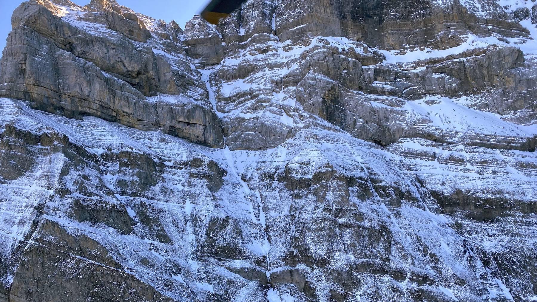 Vermisster Berggänger