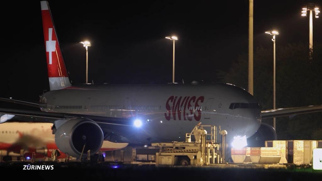 Flughafen Zürich: Anwohner wehren sich gegen späte Slots