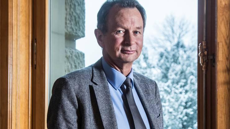 Philipp Müller: «Ich bin doch kein US-Republikaner, der vor den Wahlen ein Gelübde ablegt, nie die Steuern zu erhöhen.»