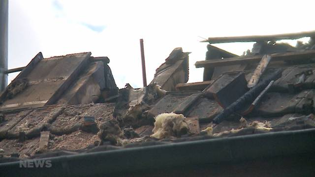 Brand in Himmelried: Toter in Wohnung aufgefunden