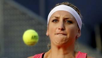 Ohne die geringsten Probleme erfolgreich: Timea Bacsinszky steht am French Open in der 2. Runde
