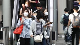 Sie sind die Leidtragenden der Coronakrise in Südkorea: Die Suizidrate bei jungen Frauen steigt dramatisch an.