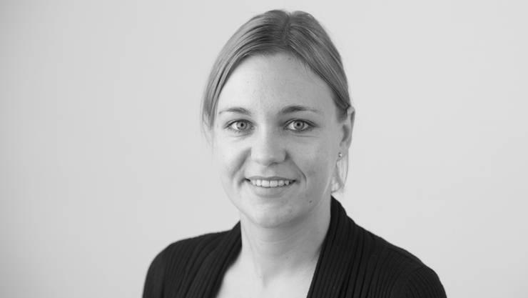 Redaktorin Maja Briner.