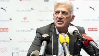 Nationalcoach Vladimir Petkovic verzichtet für die EM-Qualifikationspartien gegen Irland und Gibraltar auf den ehemaligen Captain