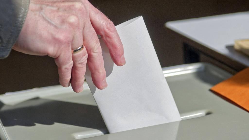 In Walzenhausen fanden Wahlen ohne Kandidaten statt