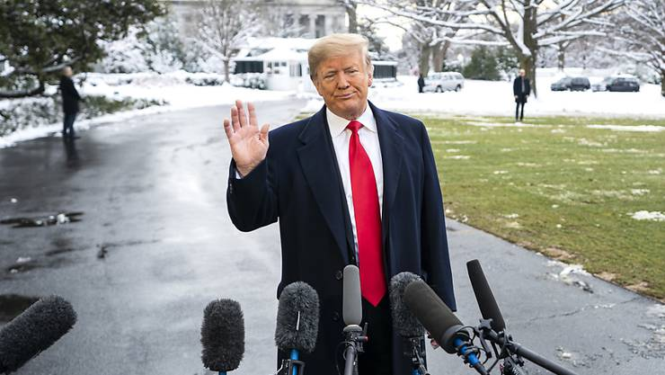Nach der Absage der Teilnahme von US-Präsident Donald Trump am diesjährigen WEF wird gar keine US-Delegation nach Davos reisen.