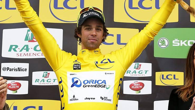 Der Australier Michael Matthews bleibt Leader im Gesamtklassement