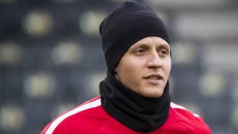 Gut trainiert: Marco Wölfli hütet am Samstag gegen St. Gallen das YB-Tor