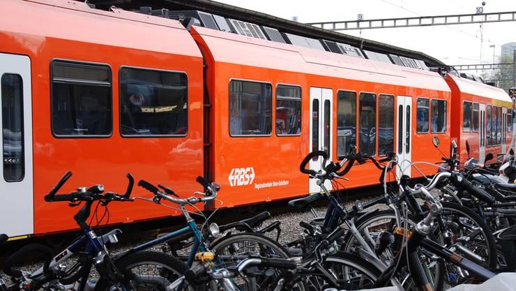 RBS-Züge haben noch nie so viele Passagiere transportiert wie 2013.