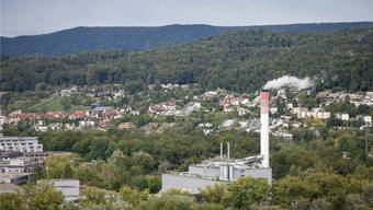 Die Kehrichtverwertungsanlage (KVA) der Limeco in Dietikon erreicht 2035 ihr Lebensende. Sandra Ardizzone