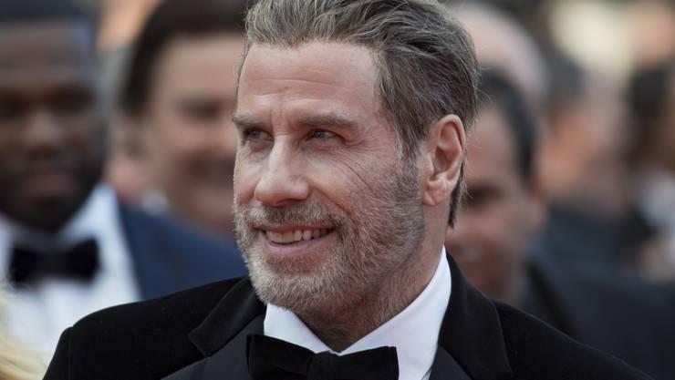 US-Schauspieler und Feinschmecker John Travolta fürchtet sich weniger vor dem Dickwerden als vor tanzenden Clubbesuchern. (Archivbild)