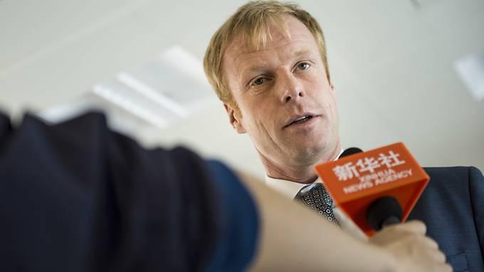 Ole Einar Björndalen wird Trainer in China