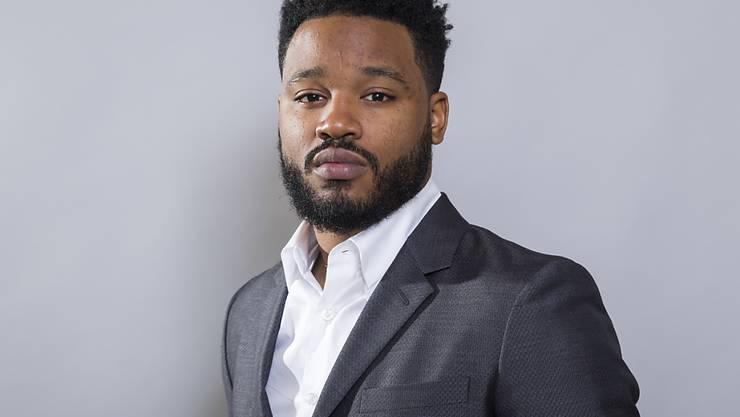 """Ryan Coogler drehte mit """"Black Panther"""" einen Superheldenfilm, der in einem fiktiven afrikanischen Staat spielt. Der Film begeistert Fans und Kritiker - und Coogler ist gerührt. (Archivbild)"""