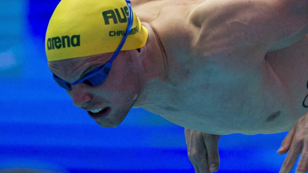 Olympiasieger Chalmers erneut am Herzen operiert