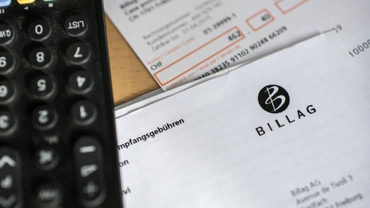 Das Bakom will vom Bundesgericht Klarheit über die Rückerstattung der Mehrwertsteuer bei Empfangsgebühren. (Symbolbild)