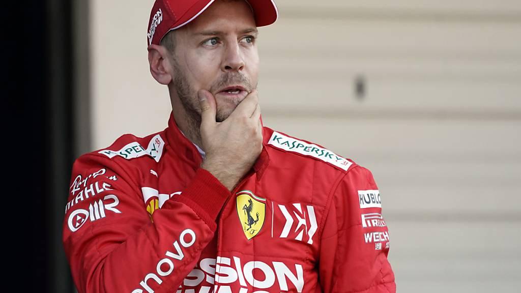 Bernie Ecclestone setzt sich für einen Wechsel von Sebastian Vettel zu Mercedes ein