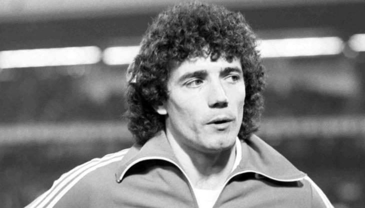 Kevin Keegan erzielte zwischen 1971 und 1977 in 230 Spielen 68 Tore für Liverpool.