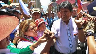 Der seit 2006 amtierende bolivianische Staatspräsident Evo Morales steht vor seiner vierten Amtszeit – sieht sich aber mit Vorwürfen der Wahlmanipulation konfrontiert.