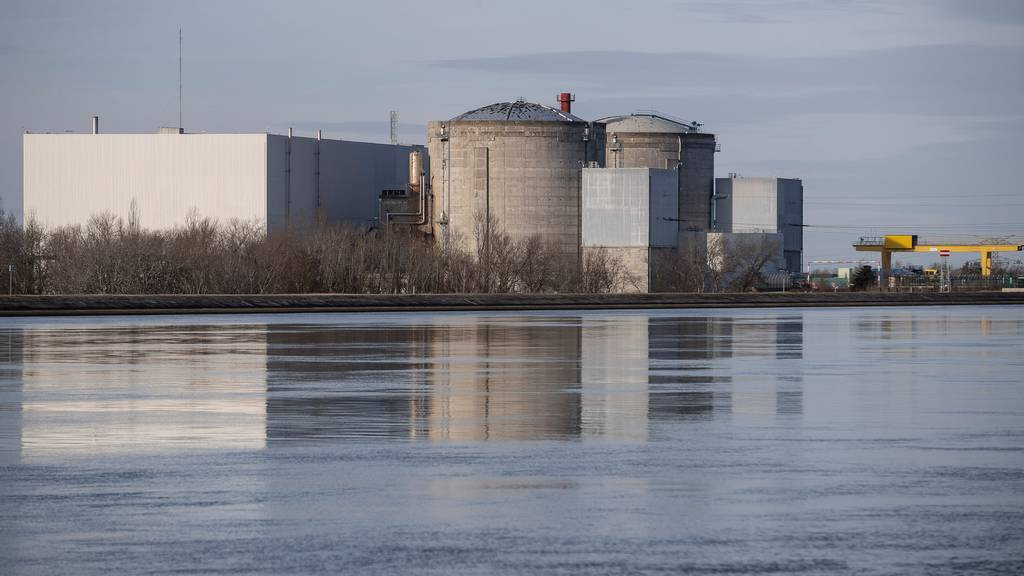 Zweiter Reaktor geht vom Netz: Elsässisches AKW Fessenheim gehört der Geschichte an