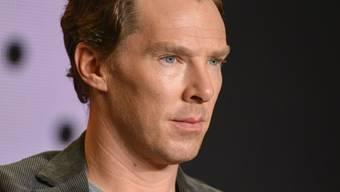 Benedict Cumberbatch ist einem Radfahrer bei einem Überfall beigestanden. Das sei keine Heldentag, sagte der Schauspieler. (Archiv)