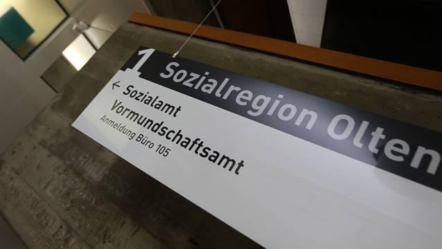 Die Rechnung 2013 der Sozialregion nimmt einen nächsten Anlauf.
