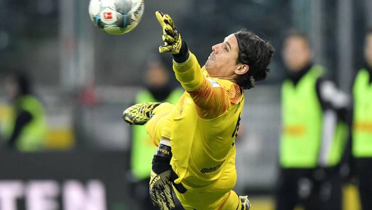 Yann Sommer ist bereit für einen Neustart der Bundesliga ohne Zuschauer in den Stadien
