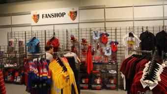 So präsentiert sich der FC Basel an der Muba.