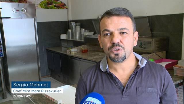 Prügel statt Geld: Kellner von Zechprellern zusammengeschlagen