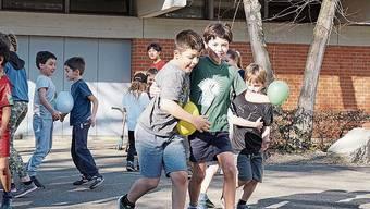 Dietiker Kinder sollen nächste Woche Sport treiben.