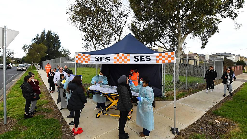 Corona: Australien schliesst Grenze zwischen Bundesstaaten