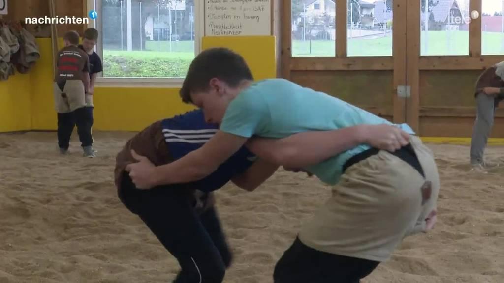 Durcheinander um Training der Jungschwinger