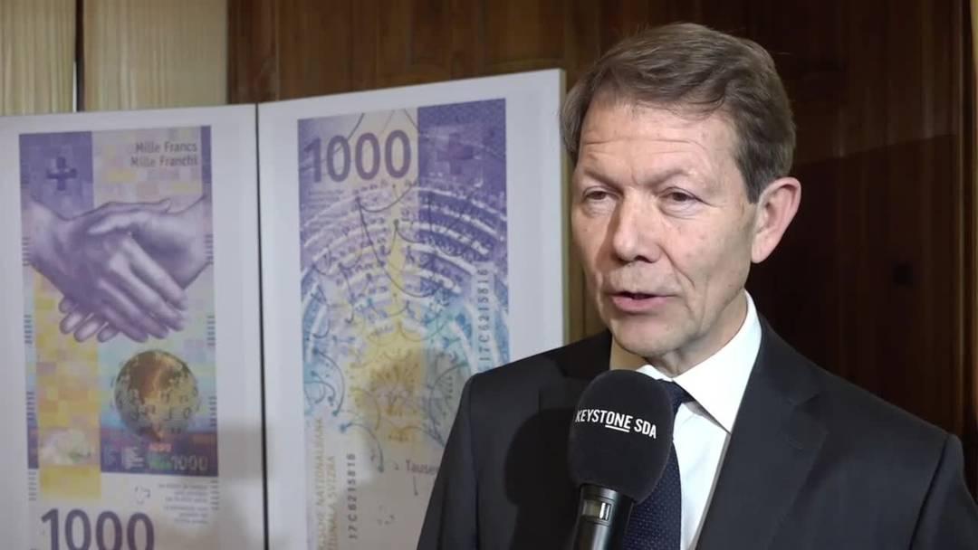 Die neue 1000-Franken-Note ist da – wie fälschungssicher ist sie?