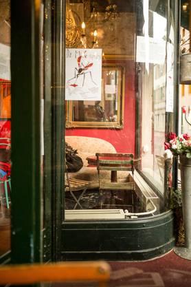 """Weil der Vermieter dem Café gekündigt hat, muss Stella Palino mit ihrer """"UnvermeidBAR"""" bis Ende Oktober 2017 aus den Räumlichkeiten an der Rathausgasse ausziehen."""