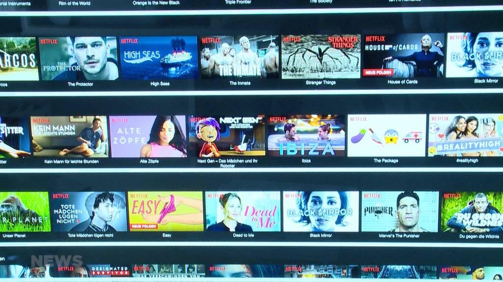 Bundesrat nimmt Netflix in die Pflicht