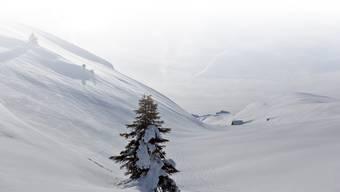 Vom Schnee können wir uns vermutlich wieder verabschieden (Symbolbild)
