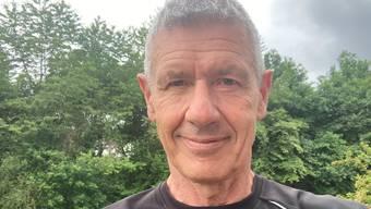 Früher hat der Ex-GC-Handballer Marco Simeon viele Marathons absolviert, heute engagiert er sich beim Üdiker Lauftreff.